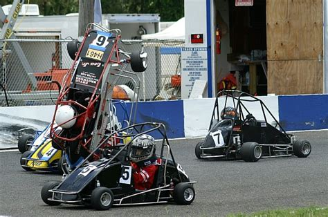 Garden State Quarter Midgets by Garden State Quarter Racing Club Stripers