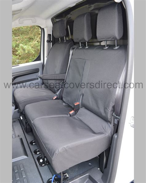 peugeot expert seats peugeot expert heavy duty seat covers car seat covers
