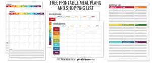 Monthly Food Menu Template by Monthly Meal Planner Template Event Planner Template