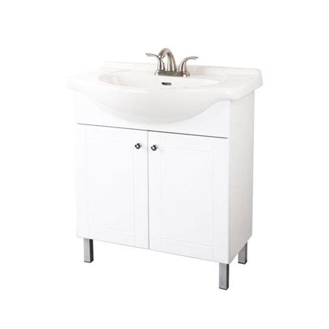 Bathroom Vanity Rona Two Door Vanity White Rona