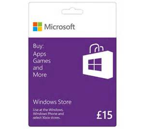 Windows Store Gift Card Code Decorating Buy Microsoft Windows Store Gift Card 163 15 Free