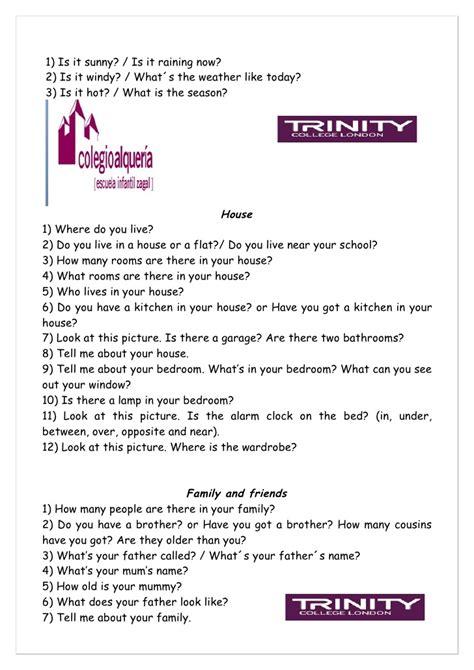 Grade 2 Trinity