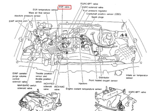 car engine manuals 2000 nissan frontier electronic valve timing egr valve location 2000 nissan frontier egr free engine image for user manual download