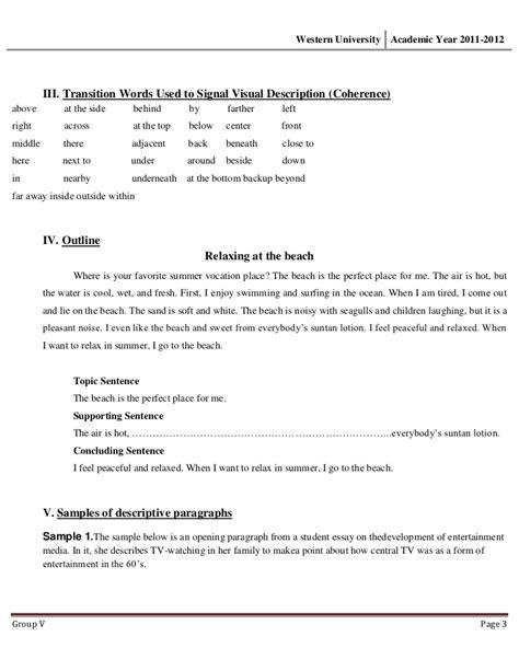 descriptive essays sles descriptive essay 250 words custom essays for sale how