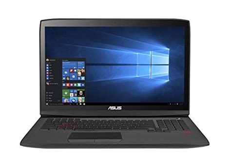 Laptop Asus Gaming Ram 4gb asus rog g751jy wh71 wx 17 inch gaming laptop nvidia