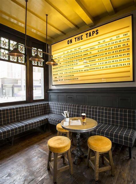 pub interior design ideas craft beers relic interiors