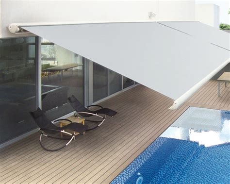 contemporary retractable awnings retractable awnings contemporary patio sydney by