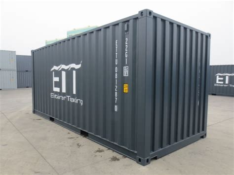 iso container preis 20 fu 223 container grau