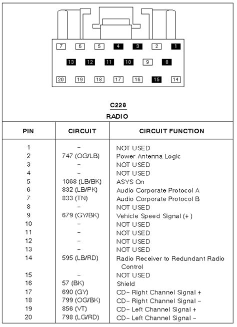 Ford Xl2f Radio Wiring Diagram - Wiring Diagram