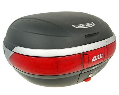 Givi E52 Box Motor Matt Black pin box givi e 33 special edition on
