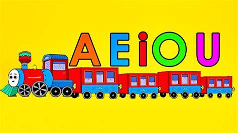 vdeos infantiles vdeos musicales y educativos 2015 fashions trends el tren de las vocales canci 243 n infantil a e i o u