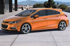 Chevrolet Cruize Chevrolet Cruze Hatch Confirmed For American Market