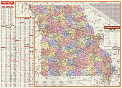 missouri map with cities and towns missouri wall maps national geographic maps map quest