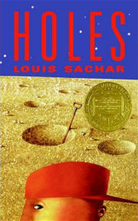 pictures of holes the book holes louis sachar 9780440414803
