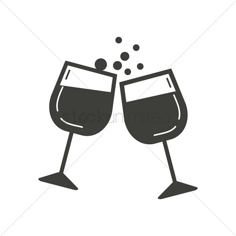 glasses clinking wine glasses clinking clipart clipartuse