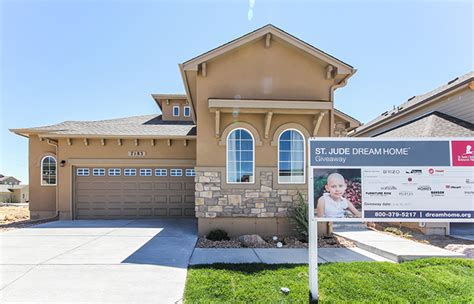 St Jude House Giveaway Colorado Springs - colorado springs st jude dream home giveaway