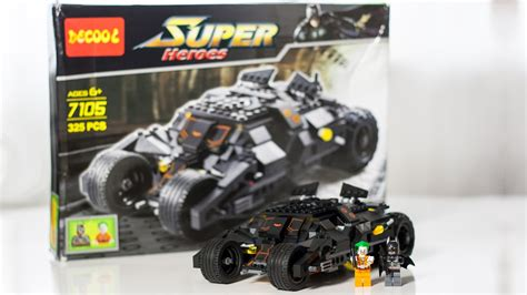 Lego Decool 7105 lego tumbler decool 7105 it build the