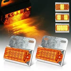 running lights for trucks partsam 2x12led truck trailer led marker