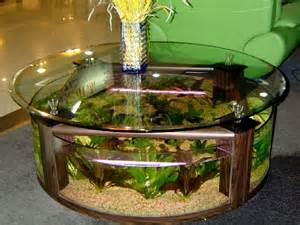 Fish Tank Coffee Tables For Sale Fish Coffee Table