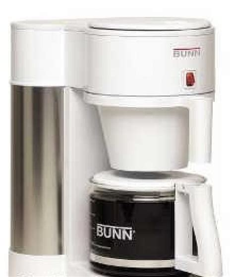 black 12cup coffee maker bunn model set of medium image