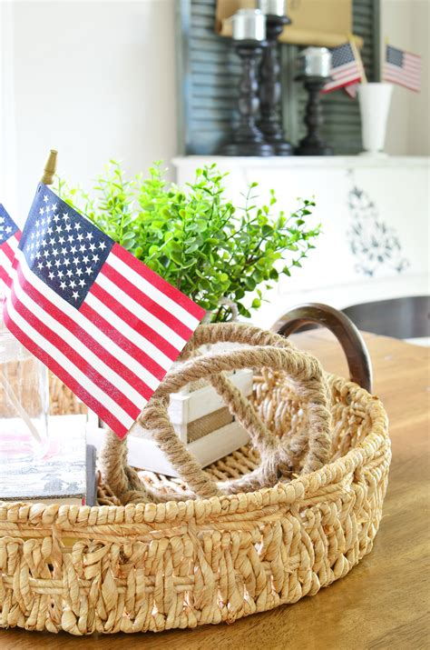 patriotic home decorations 100 patriotic home decor from sea to shining sea