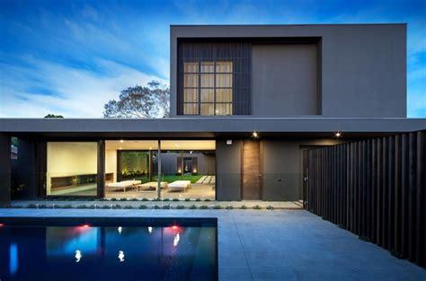 maison contemporaine melbourne avec piscine