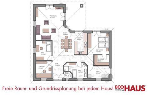 Winkelbungalow 140 Qm by Winkelbungalow 135 Eco System Haus Gmbh Bungalow De