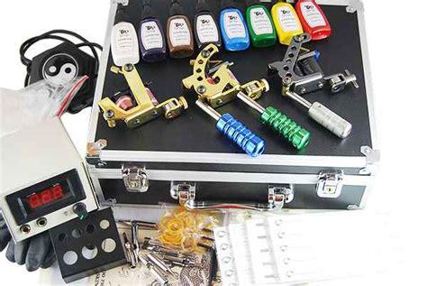 tattoo equipment and accessories tattoo kits