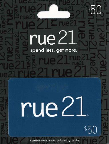 Rue 21 Gift Card - rue 21 gift card 50 freebie select the home of selected freebies