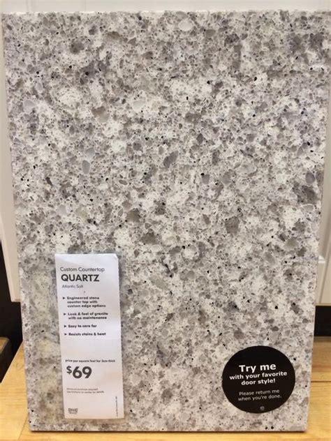 Ikea Kitchen Countertops Quartz by Quartz Kitchen Countertop From Ikea Renovation Ideas Warm Colors And All White