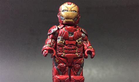 Lego Iron 46 Civil War Ori custom lego iron mk 46 civil war suit