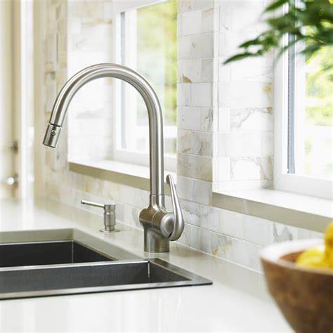 Install Kitchen Sink Faucet How To Install A Moen Kitchen Faucet