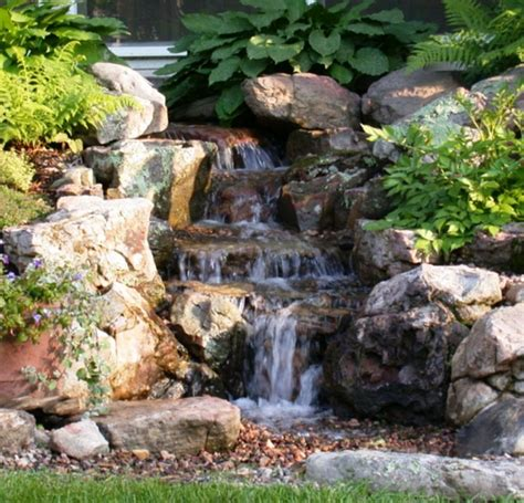 backyard ponds for sale backyard waterfalls for sale fountain waterfall designs