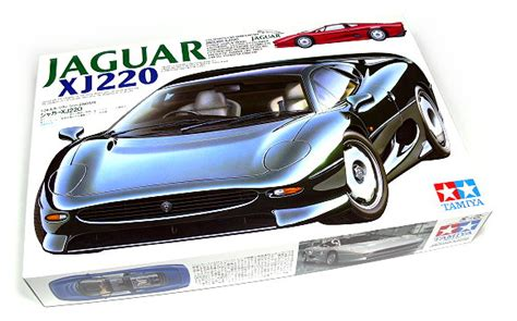 Tamiya 1 24 Jaguar Xj220 tamiya automotive model 1 24 car jaguar xj220 scale hobby 24129 automotive rcecho