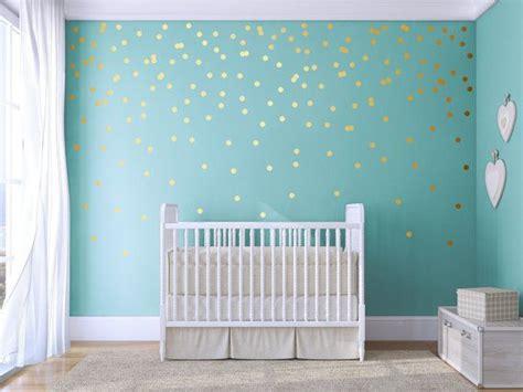 gold dot wall decals best 25 polka dot nursery ideas on pinterest gold dot