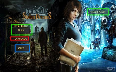 squid files and the of stolen dreams volume 1 books kronville stolen dreams collector s edition walkthrough