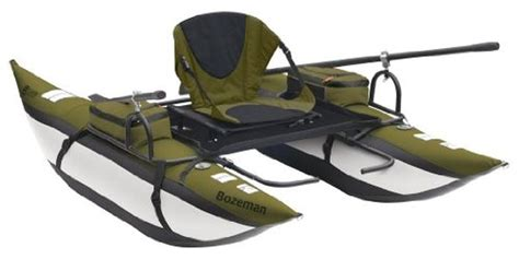 inflatable pontoon fishing boats costco classic accessories bozeman inflatable pontoon boat with