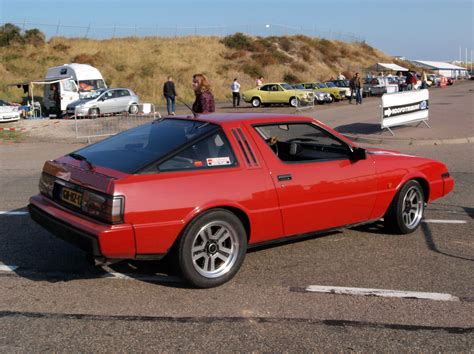mitsubishi conquest file mitsubishi starion turbo dutch licence registration