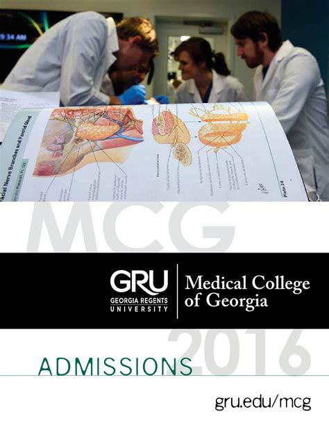 Dual Mba And Mph Programs by 2016 Mcg Bulletin By Augusta Issuu