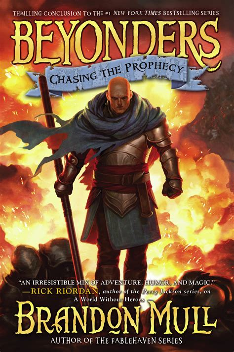 Brandon Mull Official Publisher Page chasing the prophecy book by brandon mull official publisher page simon schuster