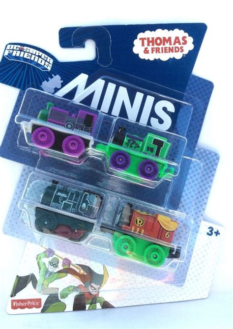 Friends Minis Dc Friend Beast Boy Luke tootally dc superheroes 4 pack 2 minis