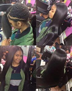 images of middle part ringlets african american pinterest the world s catalog of ideas