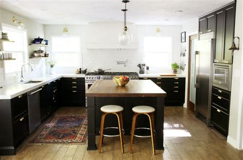 Renovation Ideas For Kitchens Ikea Kitchen Renovation Ideas Popsugar Home