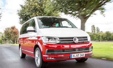 Kosten Lackierung Vw T5 by Vw T6 Multivan 2 0 Tdi Test Autozeitung De
