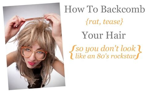 how to properly tease your hair makeupcom 96 best hair and makeup images on pinterest make up
