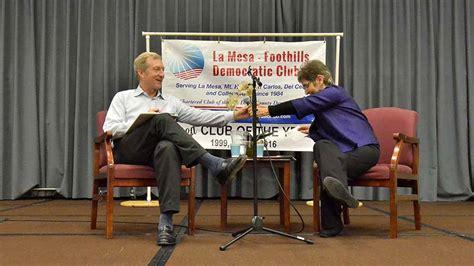 liberal billionaire tom steyer on political future