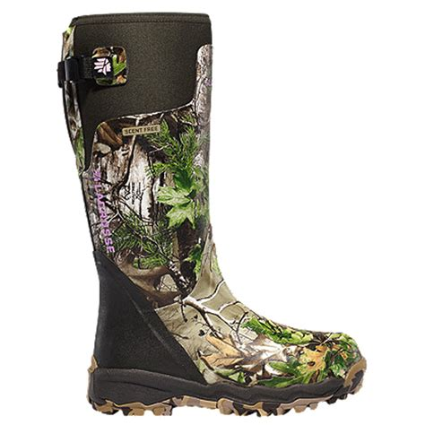lacrosse s boots lacrosse alphaburly pro womens 15 inch boot 376043