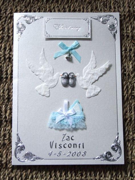 Handmade Christening Card Ideas - handmade christening card by mandishella handmade