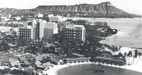 Hilton Hawaiian Village Lagoon Tower Floor Plan by Hotel History In Honolulu Hawaii Hilton Hawaiian