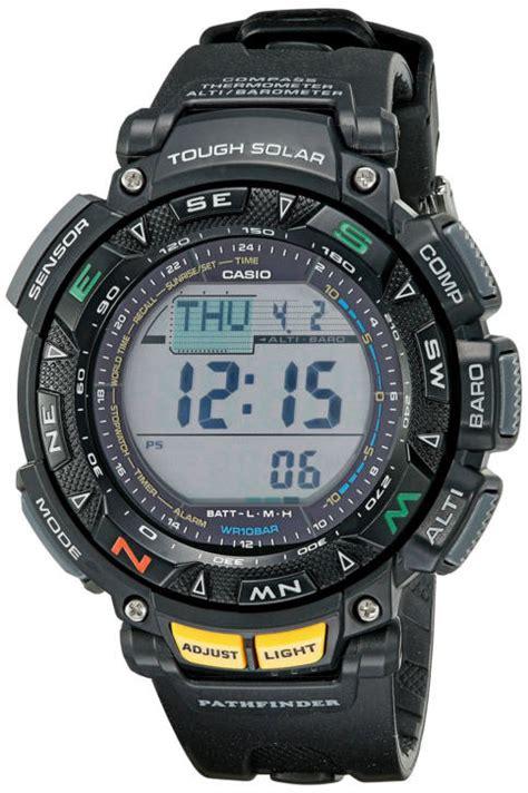 casio prg 240 casio pro trek solar compass altimeter pag240 1 prg